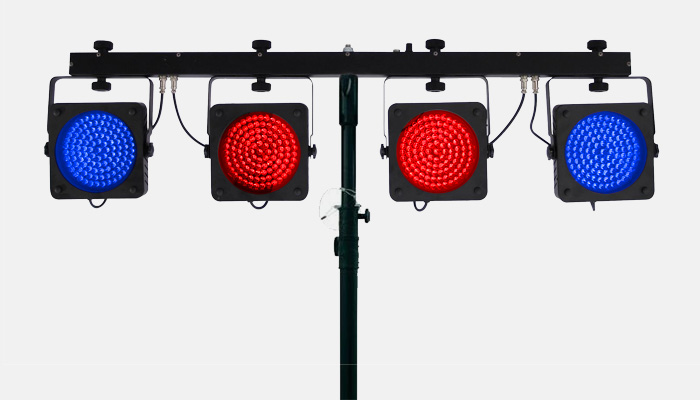 Viewpoint Veranstaltungstechnik - Lichtanlagen, Lichttechnik, Scheinwerfer, Beleuchtung, LED-Spots und Diskolichter für Ihre Veranstaltung leihen oder mieten.